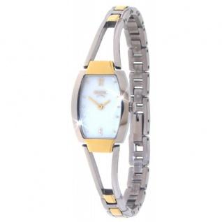 Boccia Damen Titan Uhr bicolor 3262-02