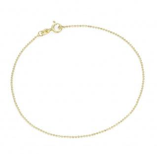 Fantasie- Armband 375 Gold 92007840190