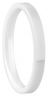 BERING Arctic Symphony Ringeinsatz Keramik weiß