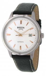 Boccia Herrenuhr Titan Automatik 3586-03