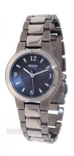 Boccia Damen Titan Uhr 3175-02