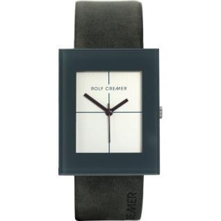 Rolf Cremer Armbanduhr Flat R 502708
