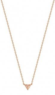 ESPRIT Halskette Rosegold ESNL03414C Collier