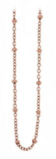 Traumfänger Kette rosegoldfarben SC022R90 90cm