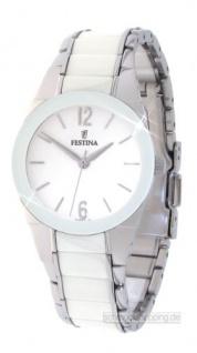 Festina Damen Uhr Ceramic f16534-1