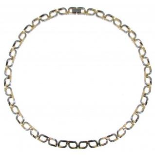 Boccia Titanium Collier zweifarbig 08009-02