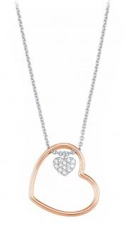 S.Oliver Silber Halskette Herz 2024288 - Vorschau 2