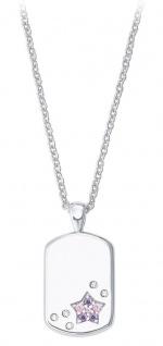 Prinzessin Lillifee Silberkette mit Plaketten-Anhänger 2027207