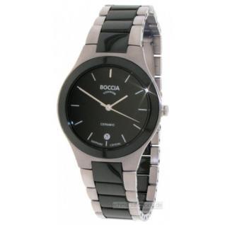 Boccia Herren Titan Uhr 3564-02