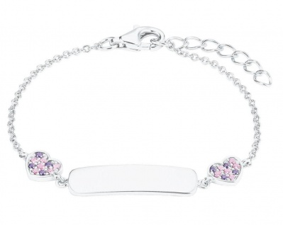 Prinzessin Lillifee Ident Armband Silber 2027208