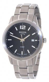 Boccia Titan Uhr 3581-01