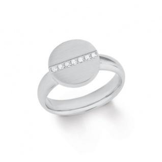 S.Oliver Edelstahl Ring 2021099