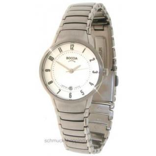 Boccia Damen Titan Uhr 3158-01