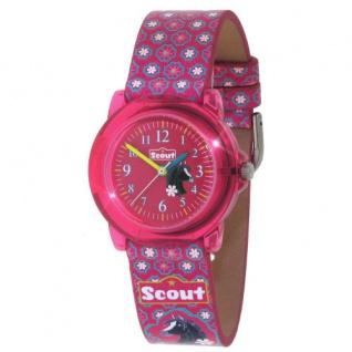 Scout Kinderuhr Pferd 280305012
