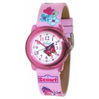 Scout Kinderuhr Schmetterling 280305013