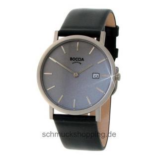 Boccia Herren Titan Uhr 3547-01