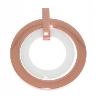 Boccia Titan Ceramic Anhänger Rosegold 0741-07 Flyer