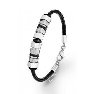 S.Oliver Herren Leder Armband SO1368/01
