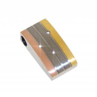 Boccia Titan Anhänger mit Diamanten 0792-02