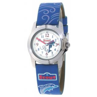 Scout Kinderuhr Sweeties Delphin 280301013