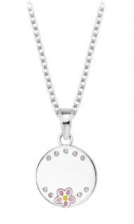 Prinzessin Lillifee Silberkette mit Plaketten-Anhänger 2027908