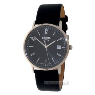 Boccia Herren Titan Uhr 3557-02 - Vorschau