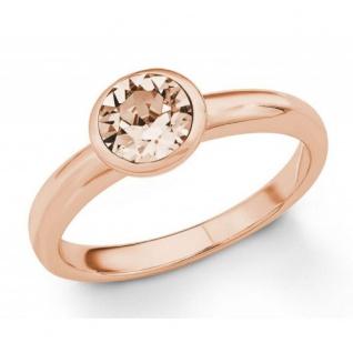 S.Oliver Silber Ring rosévergoldet 2018666