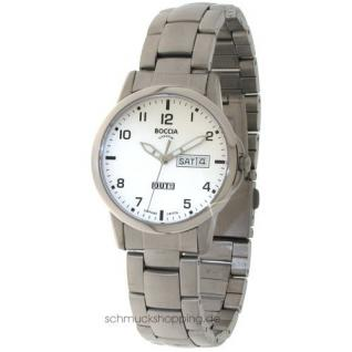 Boccia Herren Titan Uhr 604-09