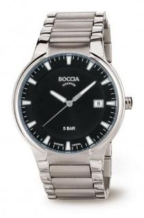 Boccia Herren Titan Uhr 3629-01