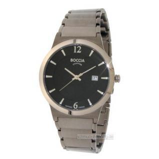 Boccia Herren Titan Uhr 3565-02