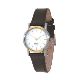 Boccia Damen Titan Uhr 3247-02