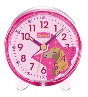 Scout Kinderwecker Pferd Quarz 280001028