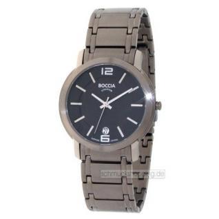 Boccia Herren Titan Uhr 3552-02