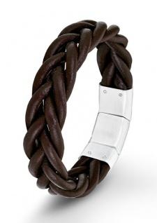 S.Oliver Herren Leder Armband SO1389/01