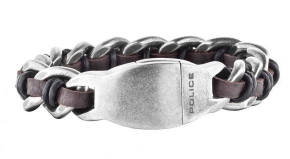Police Armband Police Armband Shock PJ25600BSE02-L