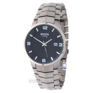 Boccia Herren Titan Uhr 3561-02