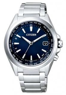 Citizen Herren Titanuhr EcoDrive Funk CB1070-56L