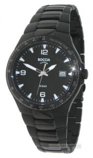 Boccia Herren Titan Uhr 3627-02