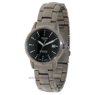 Boccia Herren Titan Uhr 604-05