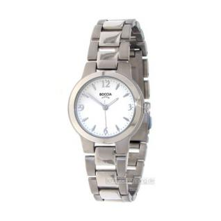 Boccia Damen Titan Uhr 3175-01