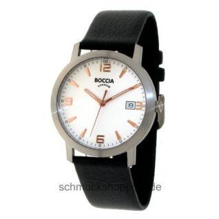 Boccia Herren Titan Uhr 3544-02