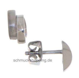 Boccia Titanohrstecker 0552-01