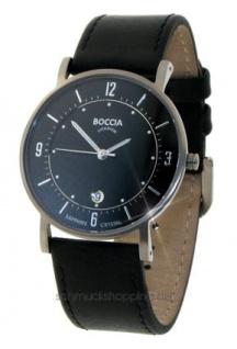 Boccia Herren Titan Uhr 3533-01