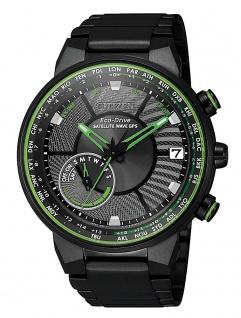 Citizen - Eco-Drive Funk Herrenuhr Satellite GPS CC3075-80E