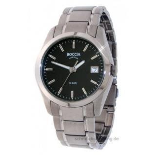 Boccia Herren Titan Uhr 3548-04