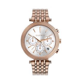 ESPRIT Damen Chronograph Rosegold ES108742002