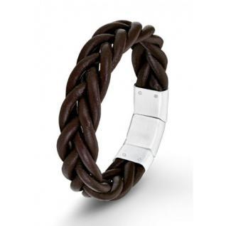 S.Oliver Herren Leder Armband SO1389/01 - Vorschau