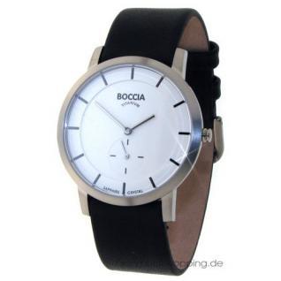 Boccia Herren Titan Uhr 3540-03