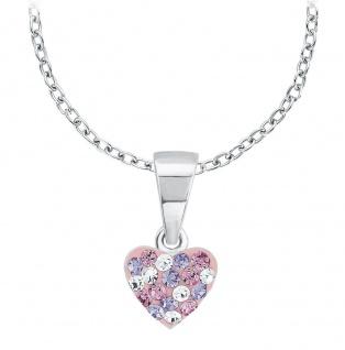 Prinzessin Lillifee Silberkette mit Herz-Anhänger 2013171