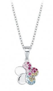 Prinzessin Lillifee Silberkette mit Blumen-Anhänger 2027896